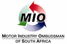 MIO - Motor Industry Ombudsman South Africa - logo