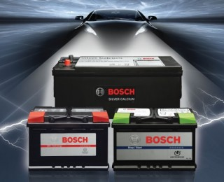Bosch Car Batteries - Bosch Auto Superior