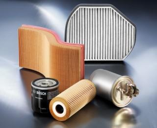 Bosch Filters - Bosch Auto Superior