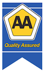 AA Quality Assured - logo