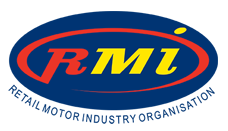 RMI - Retail Motor Industry Organisation - logo